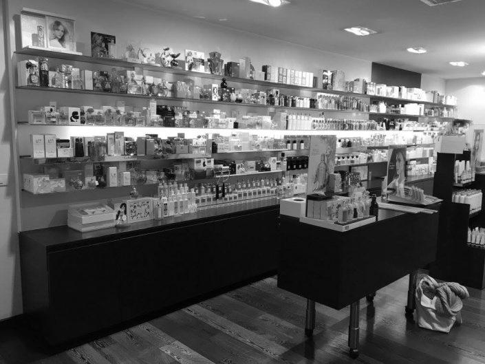 Parfumerie Esthetiek